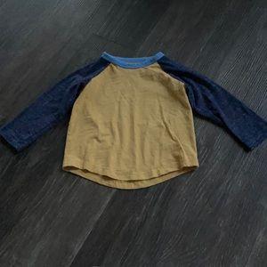 4/$20 Boys Gymboree Long Sleeve Shirt 18-24 mth